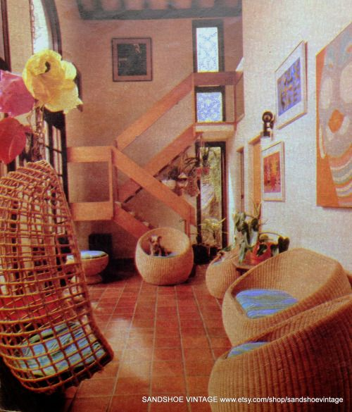 seventies interior design - Google Search | Awesome Dream Home ...
