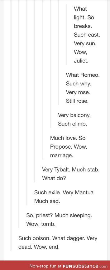 English Essays Examples Romeo And Juliet Tumblr Version  Omg  Funny Tumblr Funny Funny Tumblr  Posts Thesis Persuasive Essay also Persuasive Essay Sample High School Romeo And Juliet Tumblr Version  Omg  Funny Tumblr Funny Funny  Thesis In A Essay