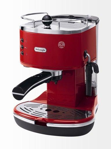 Delonghi Eco310 Icona Espressokeitin Kahvin Ja Vedenkeittimet Keittiolait エスプレッソマシン コーヒー デロンギ
