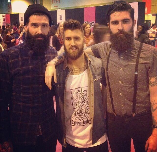 #bearded #tatoos #beardedmen