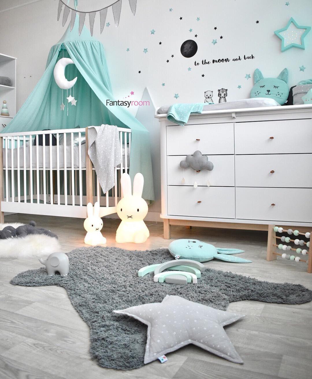 Plein d'idées pour décorer la chambre de votre bébé ...