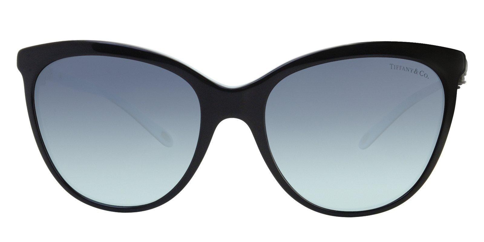 a602914f71a38 Tiffany - TF4131-H-B Black - Blue sunglasses in 2018