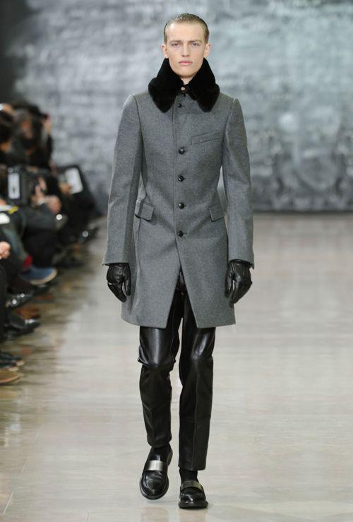 イヴ・サンローラン 2012-13年春夏メンズコレクション - メゾンの美学で表現する力強いラグジュアリー-画像2