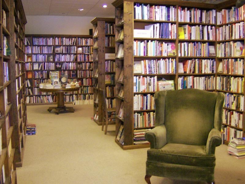 The Dusty Bookshelf Lawrence KS