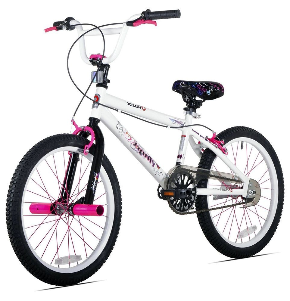 Bikes For Girls 20 Inch Razor Angel Beginners Front And Rear