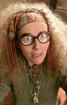 Prof Sybill Trelawney Harry Potter Professors Harry Potter Characters Harry Potter