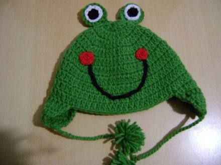 gorros tejidos al crochet en lana - La Matanza - Infantil - produtos ...
