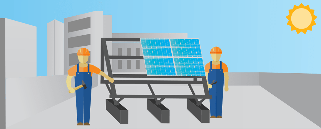 You Need To Satisfy Several Guidelines From The Government Before You Can Install A Rooftop Solar Syste Solar Power System Solar Panel Installation Solar Power