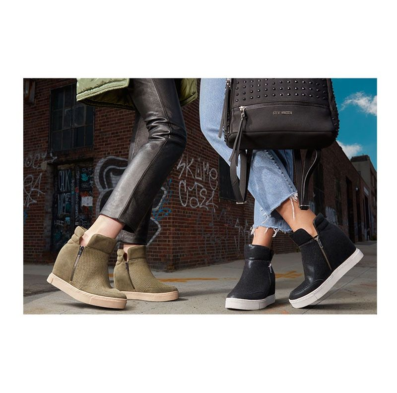 Steve Madden Unveils Fall Shoe Styles