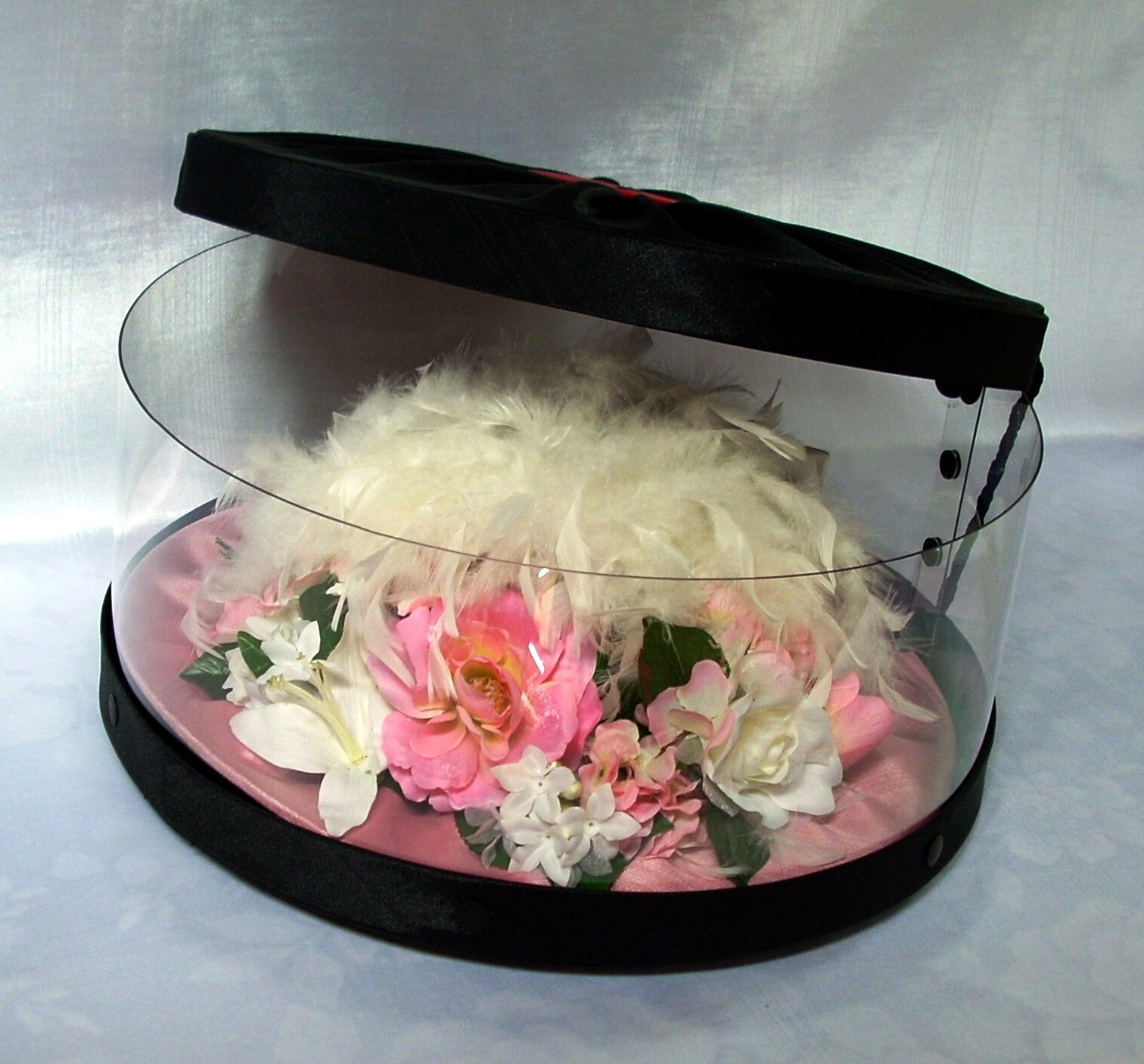 Amazing My Next DIY: Clear Hat Box | ღ ♥ ღHat Boxes, Suitcases, Storage Boxes U0026  Pretty Gift Wrap Boxesღ ♥ ღ | Pinterest | Hat Boxes And Box