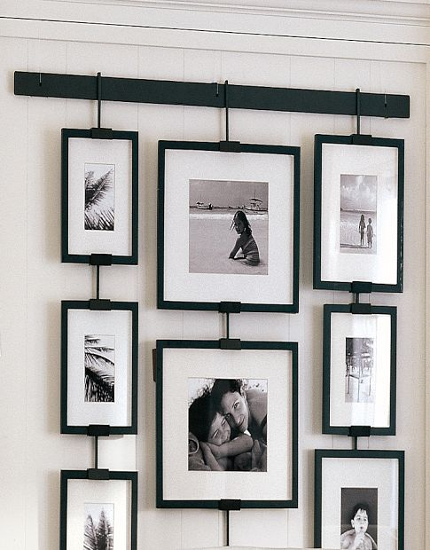 Wall Easel Great Way To Display Pictures Of A Variety Sizes