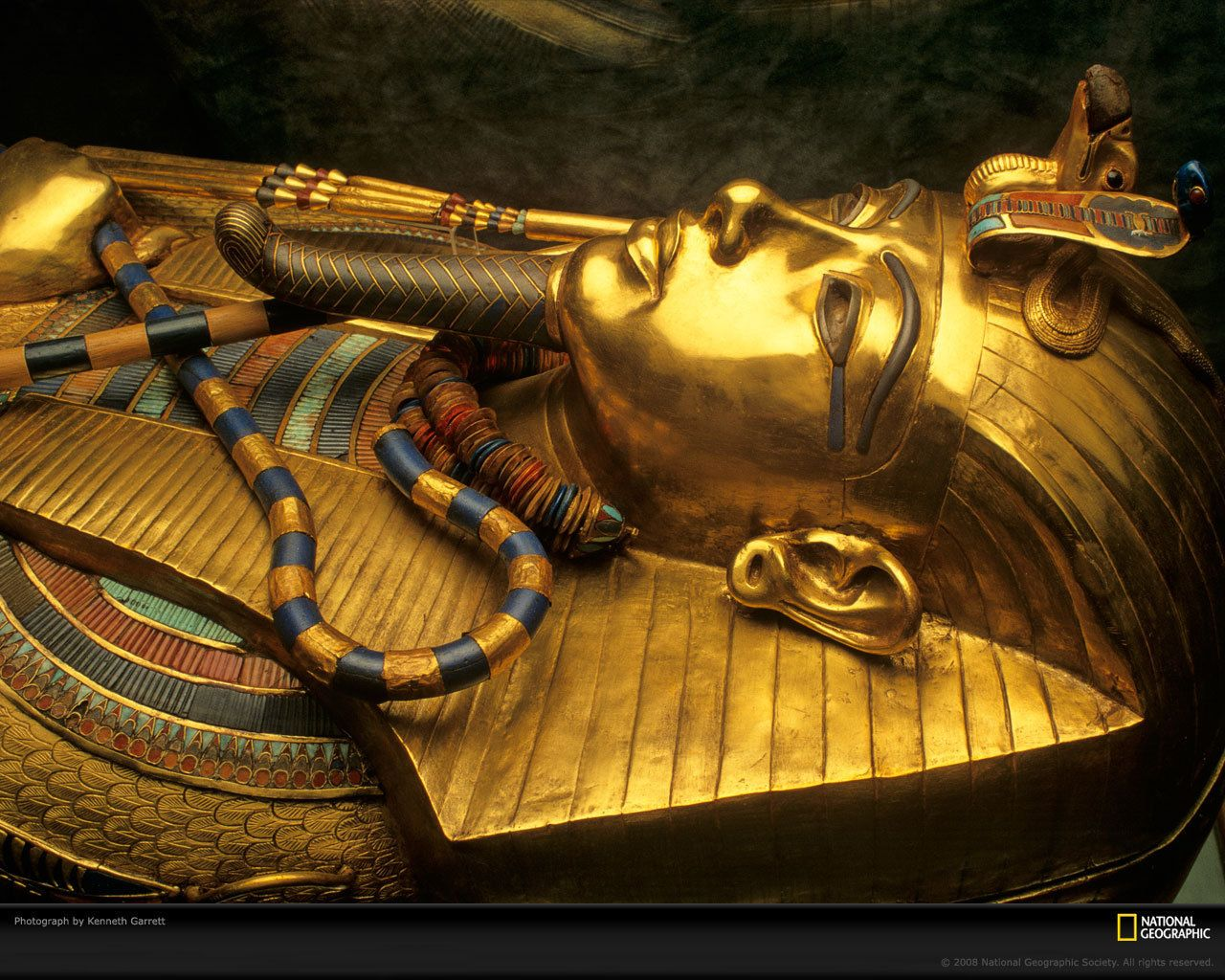 King Tut Sarcophagus King Tut Sarcophagus
