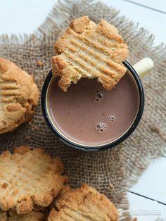 5-ingredient Cookies (low-carb, keto, paleo)