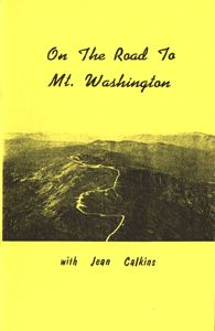 "#Share #free #Book of the Week: Jean Calkins, ""On The Road To Mt. Washington"" #poetweet #haiku"