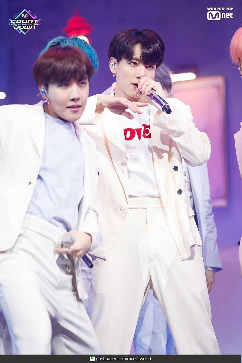 190418 M Countdown Bts Jungkook Boy With Luv Jungkook Bts
