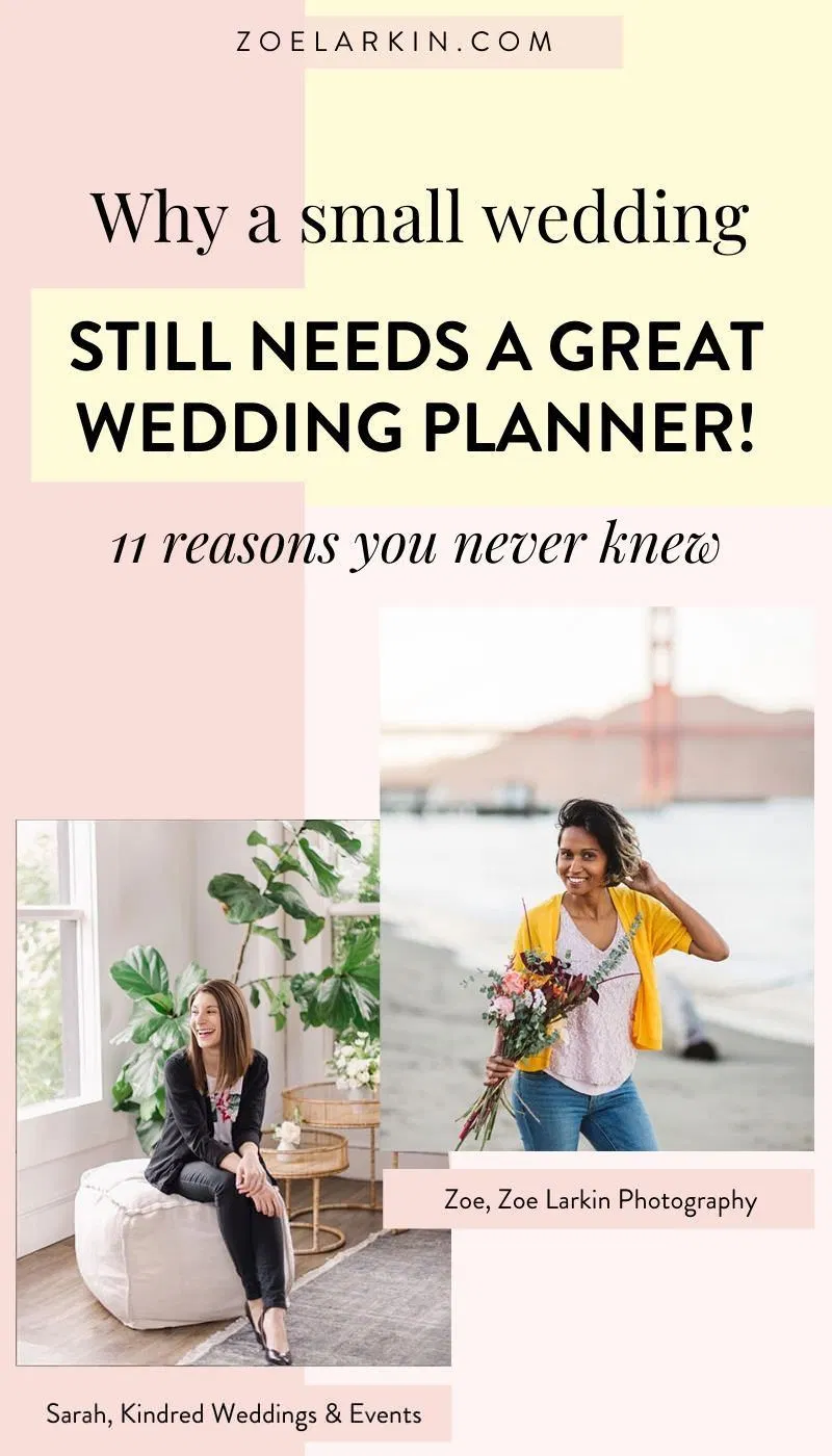 Why A Small Wedding Still Needs A Great Wedding Planner 11 Reasons You Never Knew Zoelarkin Com In 2020 Small Wedding Wedding Stills Wedding Planner