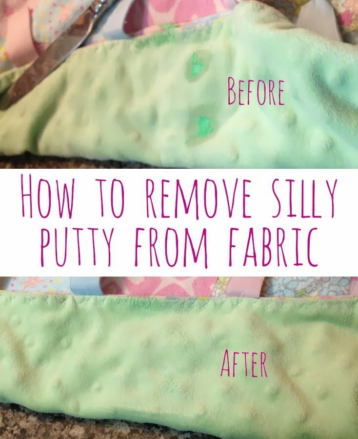 how to clean stain on fabric