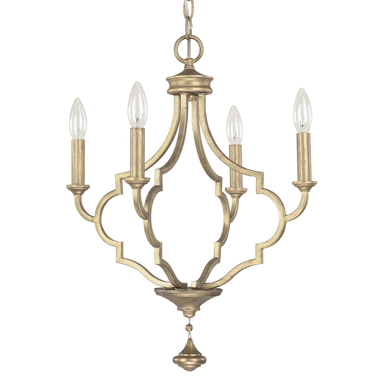 Dcor design emerson light candle chandelier decor pinterest
