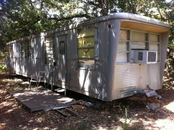 Sold The Ultimate Cool Tiny House Very Rare 10 X 36 Spartan Villa Vintage Trailer 2 Bedroom 1 Tiny House Trailer Spartan Trailer Vintage Travel Trailers
