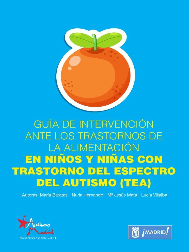 I'm reading Autismomadrid Guia Trastornos Alimentacion Tea on Scribd