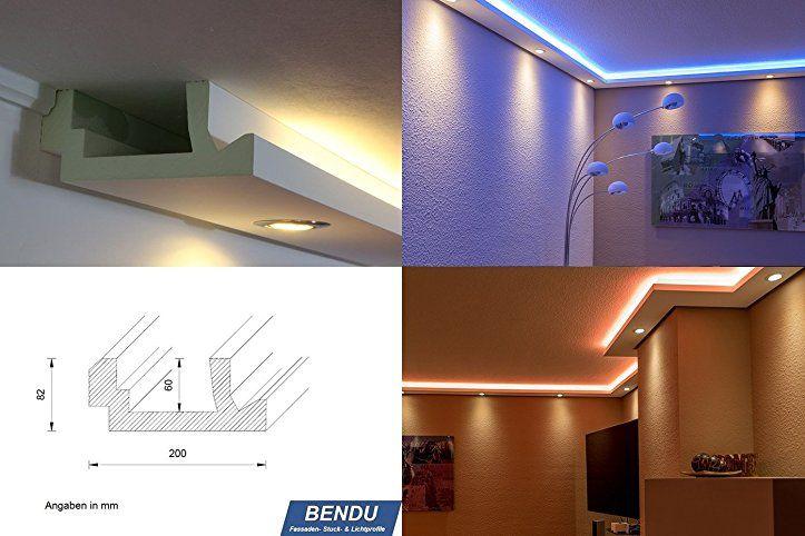 bendu – moderne stuckleisten bzw lichtprofile für
