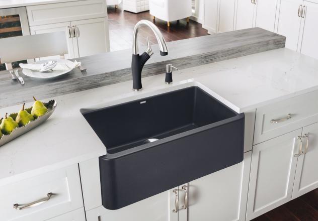 Blanco Ikon 30 Apron Front Blanco Apron Sink Kitchen