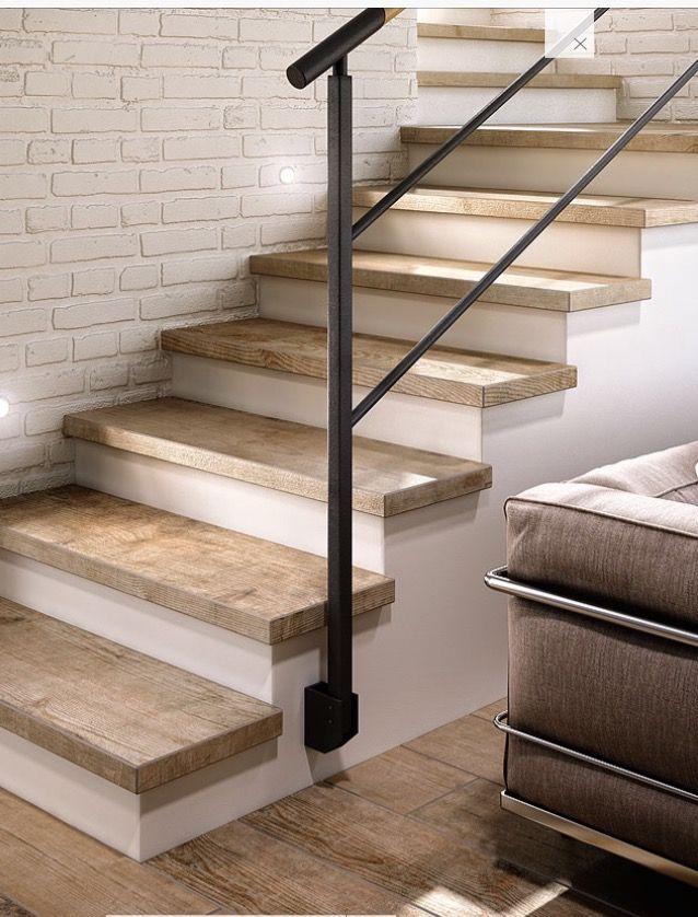 Carrelage imitation parquet Maison Pinterest Staircases