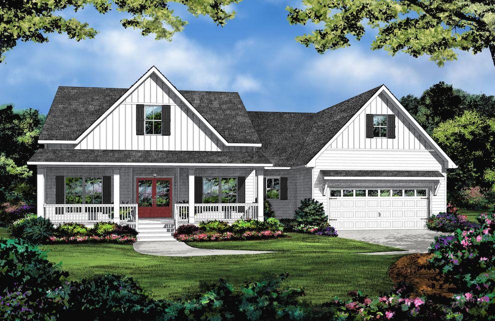 Farmhouse Plans Custom