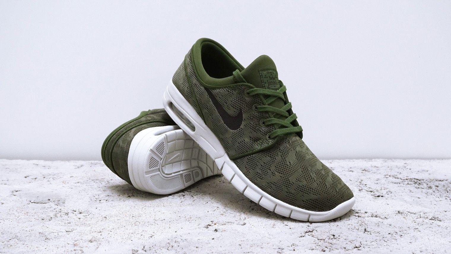 super popular 50% off retail prices Nike SB Stefan Janoski Max – Legion Green/Black | NSW ...