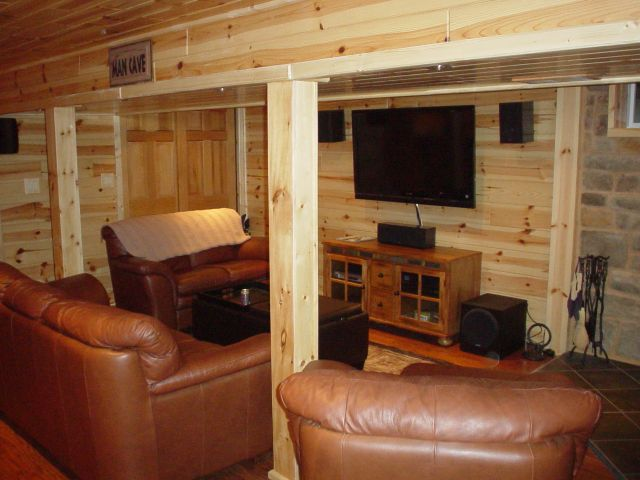 Man Cave Cabin Ideas : Man caves rustic cave ideas basement pinterest men