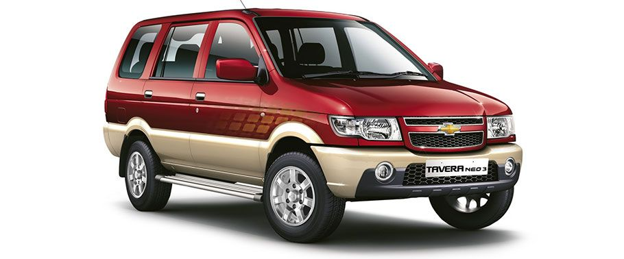 Chevrolet Tavera Cars In India Find Great Deals At Quikrcars