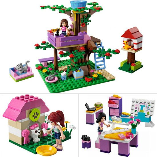 lego friends bunny and babies instructions