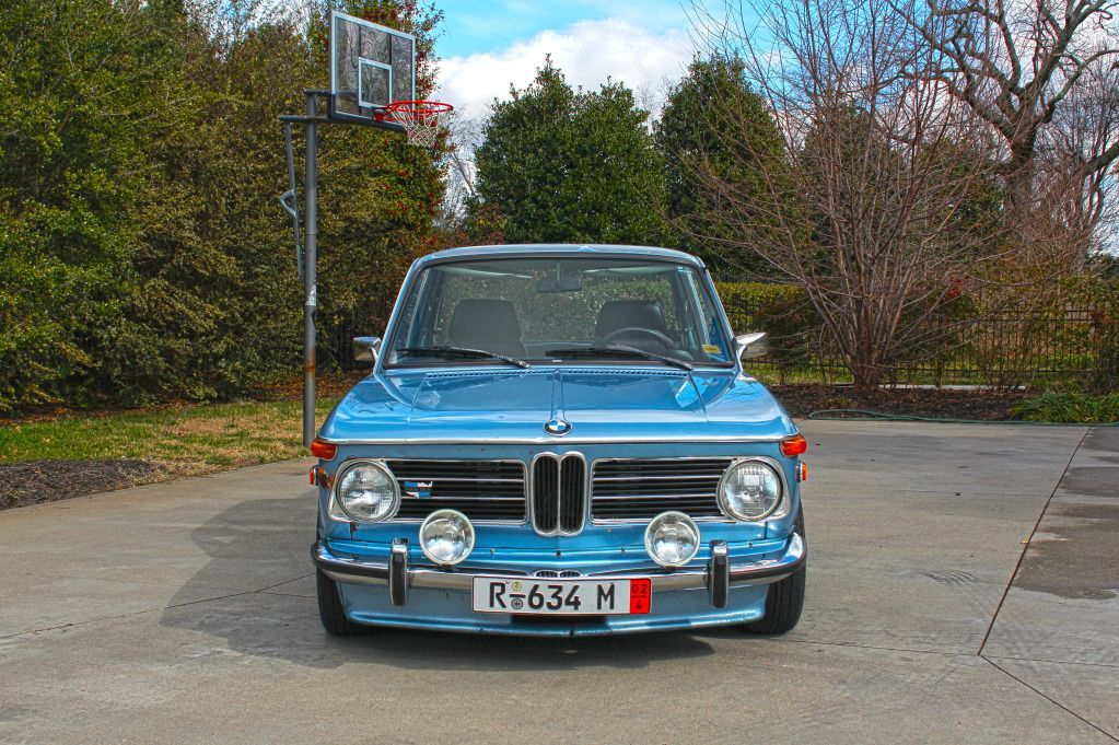 My classic dream car BMW 2002