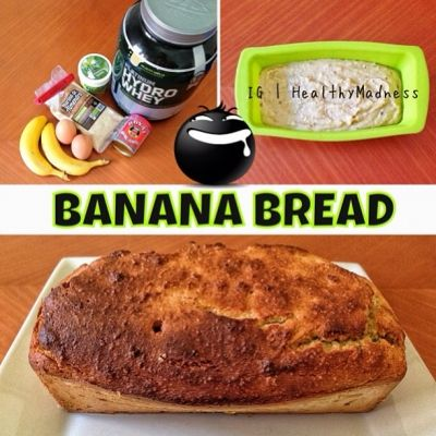 Banana Oat Cake Recipe