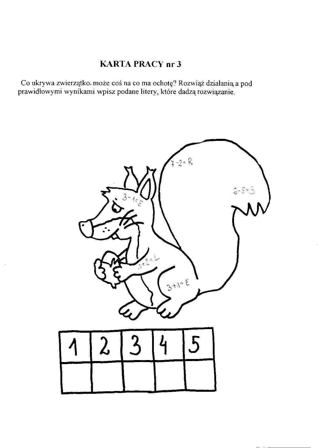Znalezione Obrazy Dla Zapytania Karta Pracy Matematyka Klasa 4 Kolorowanka Obrazy Matematyka
