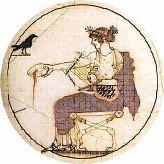 αλεπού του Ολύμπου: Τα αρχαία μουσικά όργανα λύρα και κιθάρα λαλούν ακ...