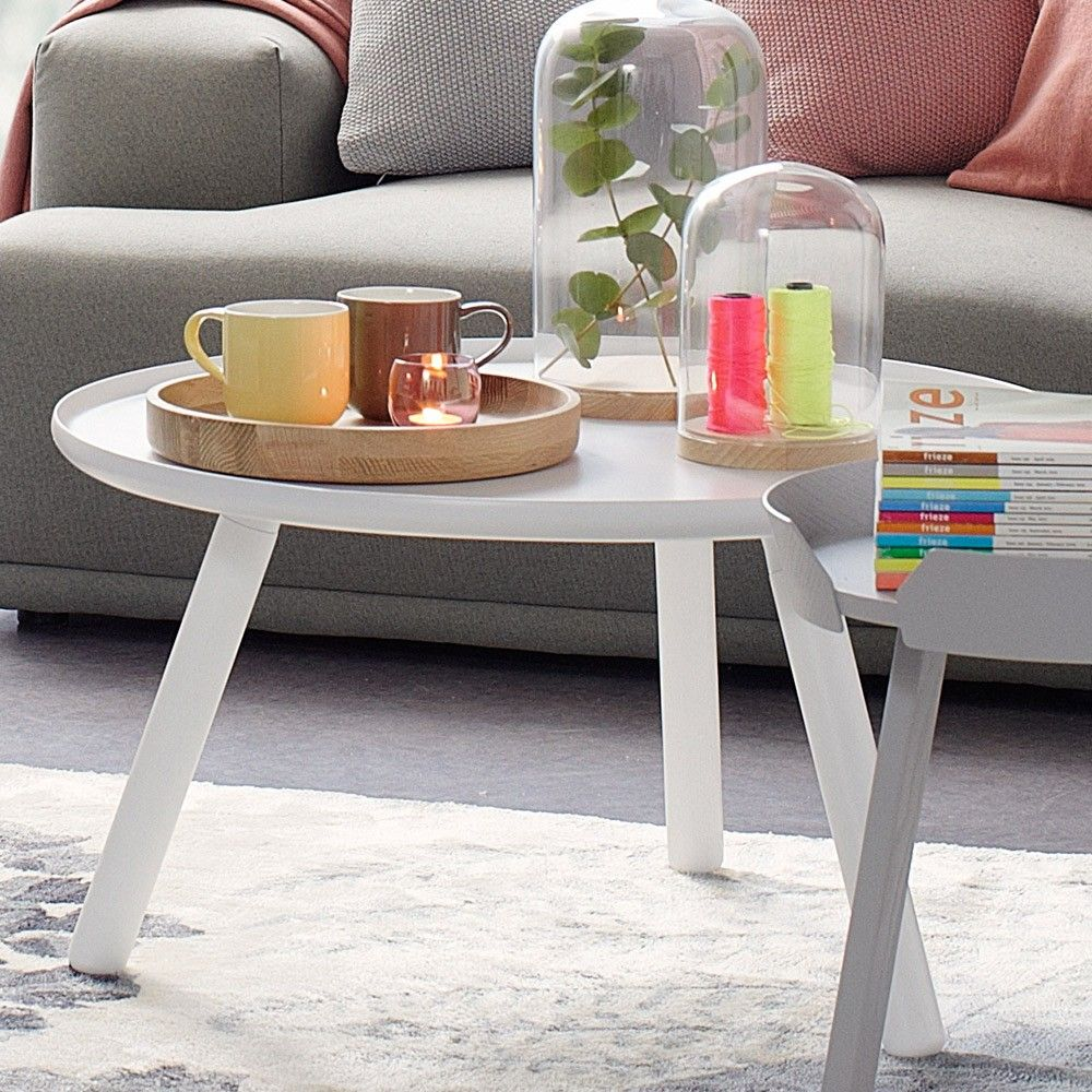 Buy Normann Copenhagen Tablo Table Large White Online With Houseologys Price Promise Full Collection UK International