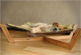 Pet Bambu Hammock By Pet Lounge Studios Lit Pour Chien