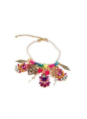 Collar Agatha de Luciana Canale #Unique #Colors #Style #ClubJ #Trendy #Fashion