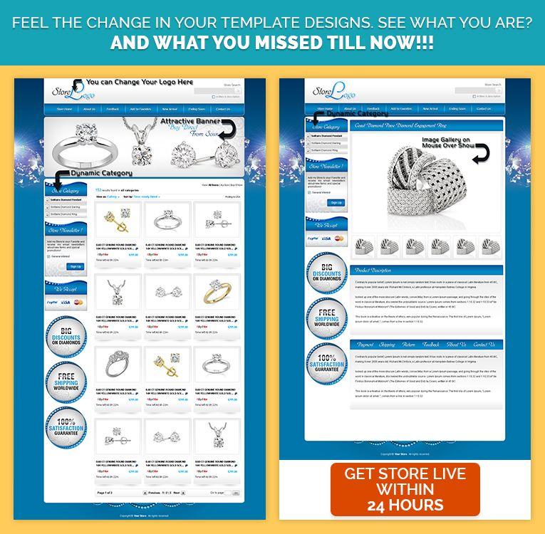 Best EBay Shop Store HTML EBay Listing Mobile Responsive Templates - Free responsive ebay template