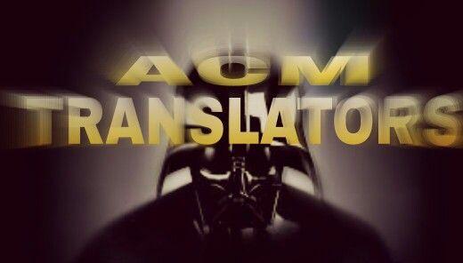 Qué El Intérprete Te Acompañe T9n Xl8 Translators