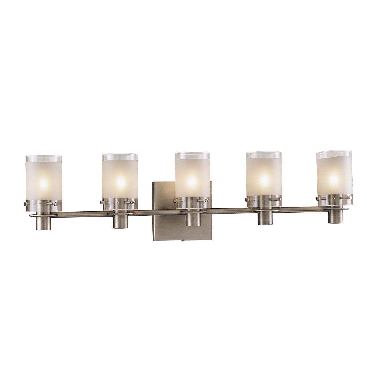 George Kovacs P5005 056 5 Light Bathroom