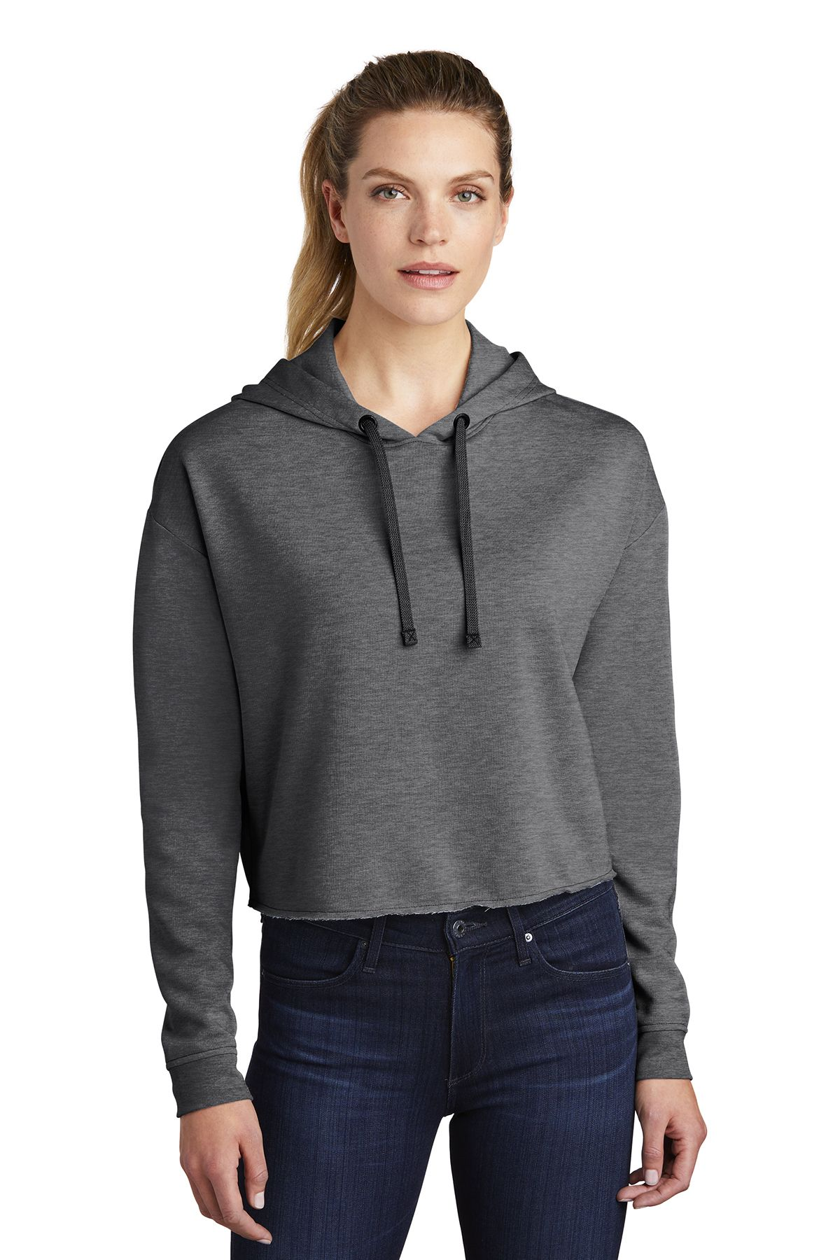 SportTek ® Ladies PosiCharge ® TriBlend Wicking Fleece