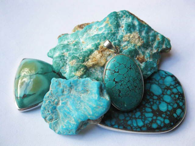 Turquoise Stones And Crystals Turquoise Crystals