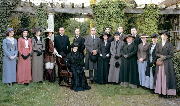 I am Fashion: The Costumes of Downton Abbey