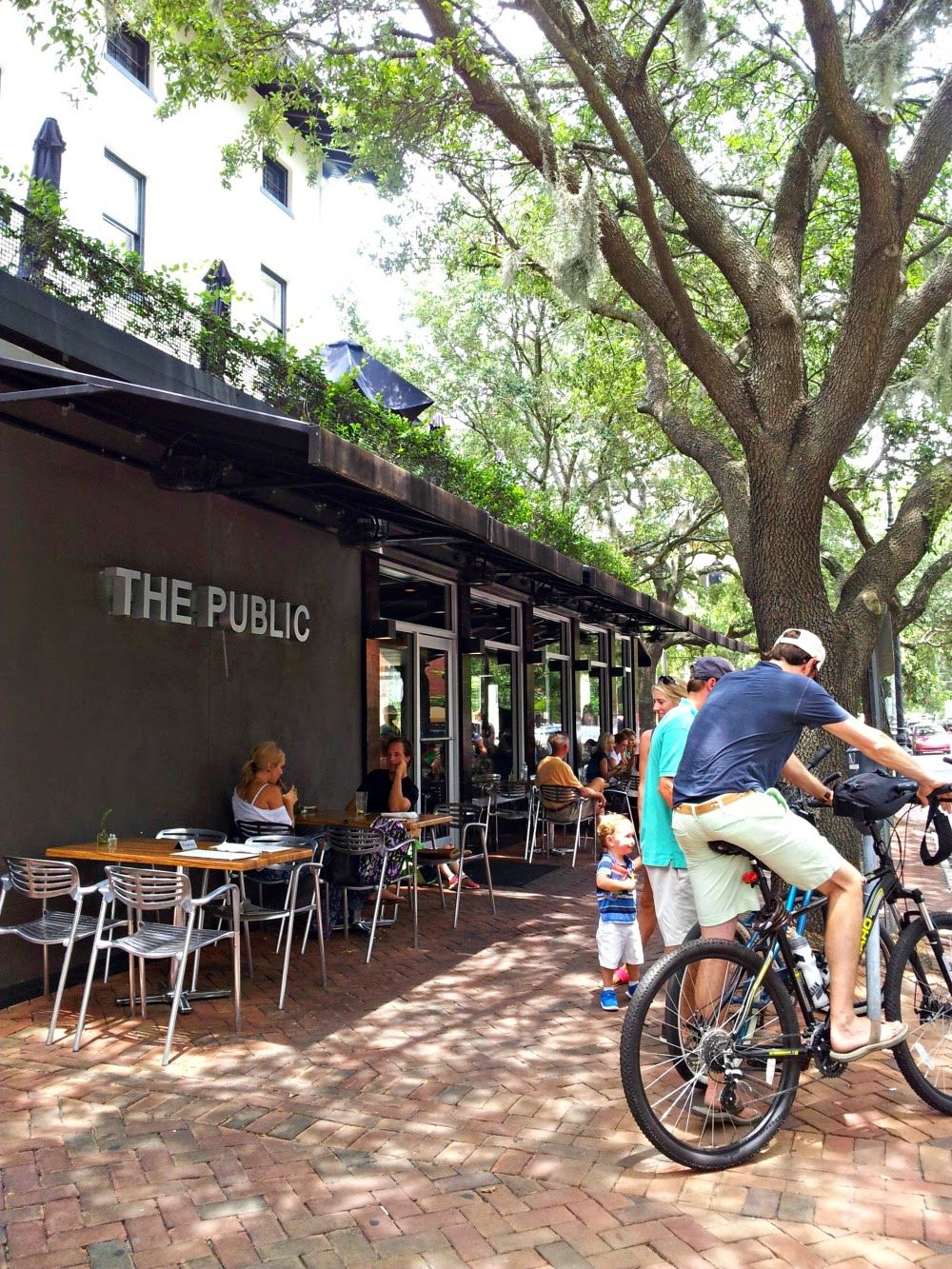 The Public Kitchen and Bar on Liberty Street was a restaurant on ...