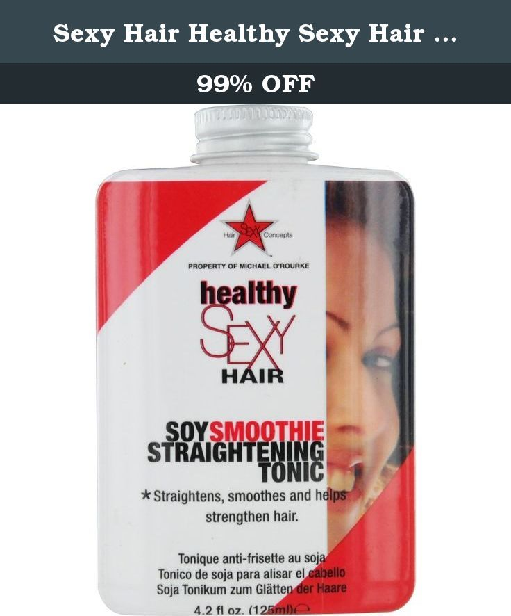 Sexy Hair Healthy Sexy Hair Soy Smoothie Straightening Tonic 42