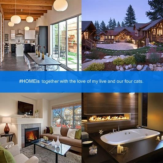 I Love My Dream Home. Design Yours For A Chance To Win $300k From