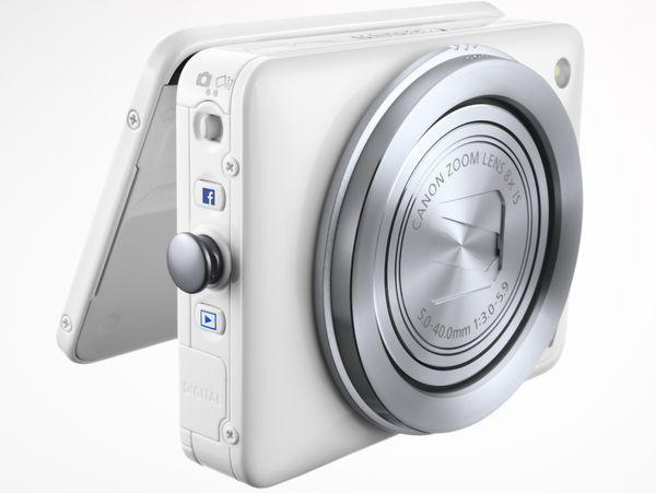 Canon PowerShot N Edition Facebook