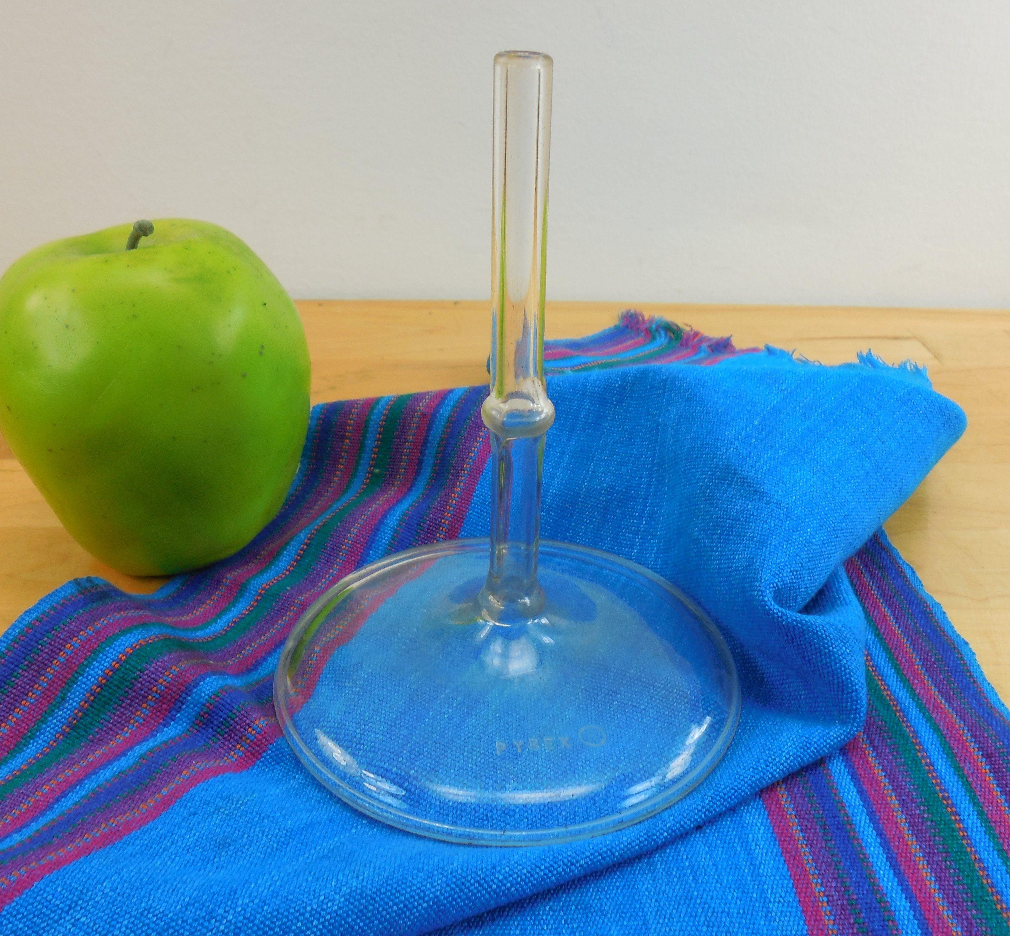 SOLD... Pyrex Flameware Glass Coffee Pot Percolator 4 Cup